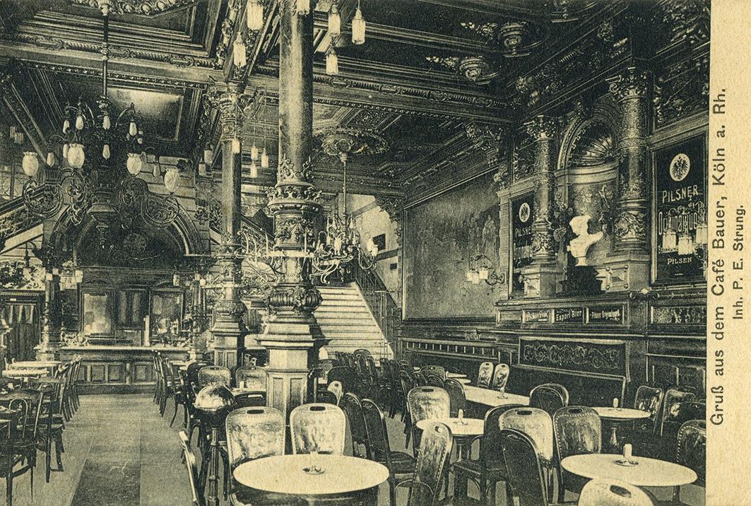 Cafe Bauer Koln