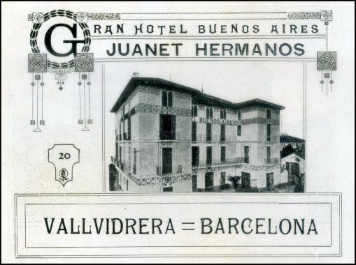 COMPAÑIA TRASATLANTICA (Antes A. López y C.ª) , Vapores Correos Españoles , Libro de información para pasajeros 1911-12