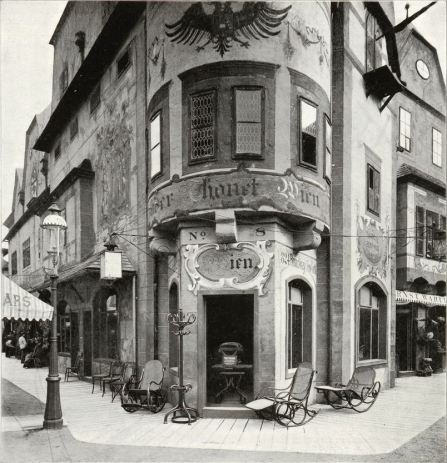 Thonet- Chicago 1893