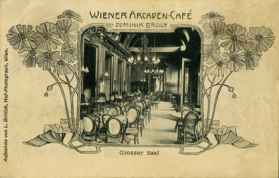 Wien Arkaden cafe -Definitiva