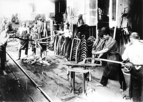 18 Thonet museum boppard 1921
