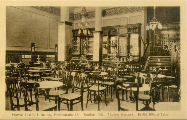 2Hansa Cafe 1910
