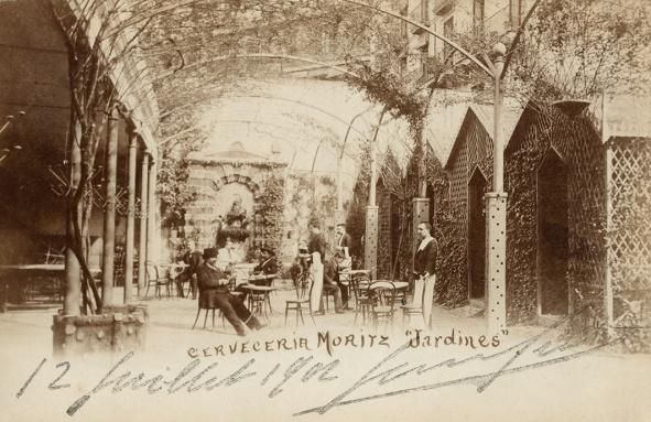 3 Cerveceria Moritz, 1