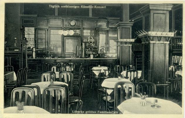 4Hansa Café 1920