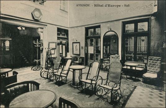 6 Avignon Europe
