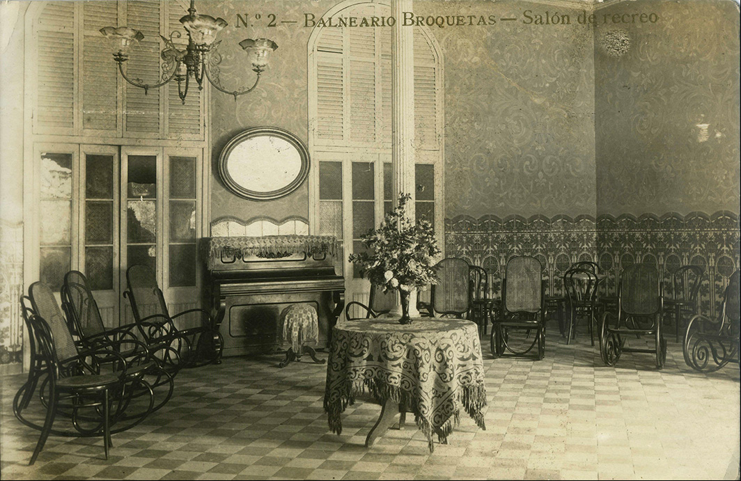 Broquetas Salon