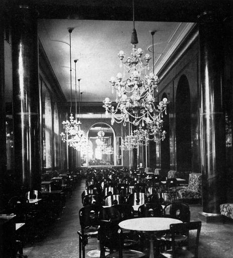 Casa Piccola en 1928