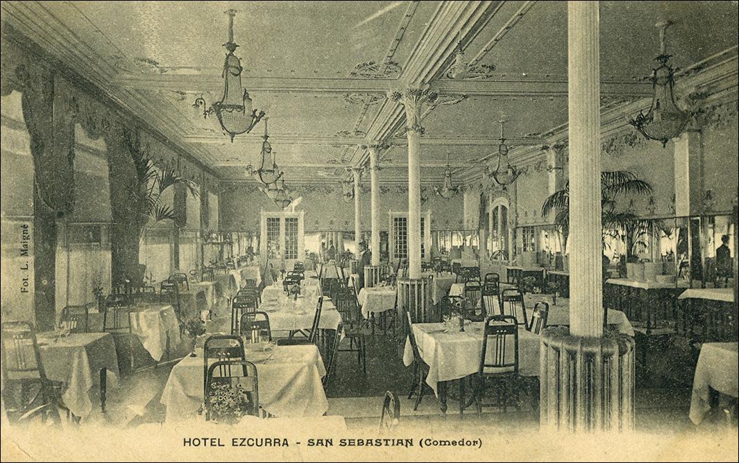 Hotel Ezcurra, Donostia