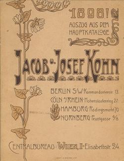 J&J Kohn 1898 (0)