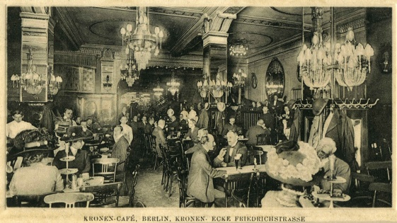 Kronen Cafè