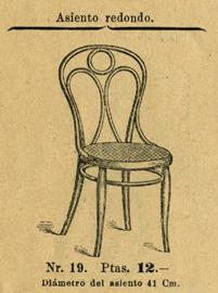 Thonet nº 19