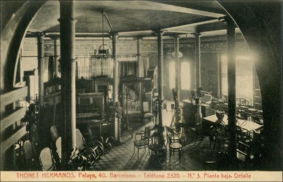 PELAYO 40 INTERIOR 1912