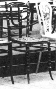 silla nº x