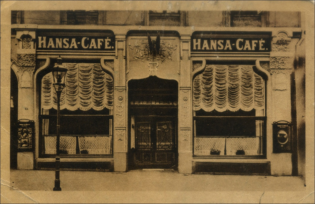 HANSA CAFE LUBECK FACHADA p