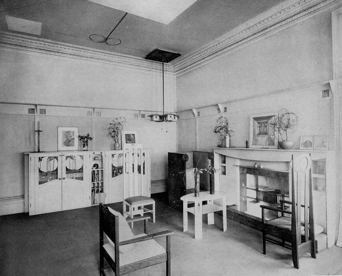 Casa de los Mackintosh