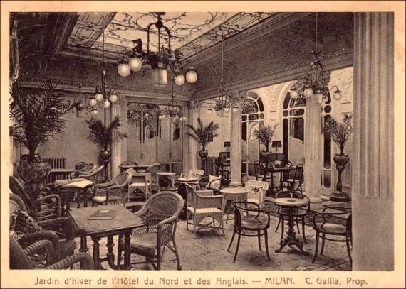 Hotel du nord et des anglais milano