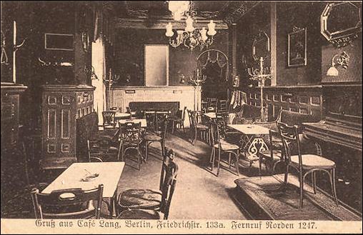 AK-Berlin-Friedrichstrasse-133a-Raum-im-Cafe-Lang
