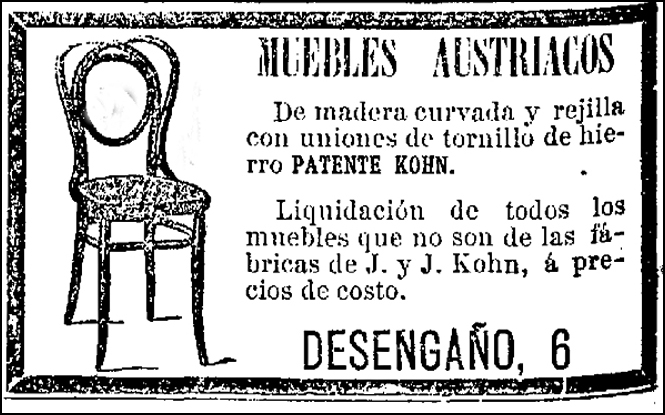 El Imparcial Madrid 1867 . 9 del 12 de 1888, página 4. copia