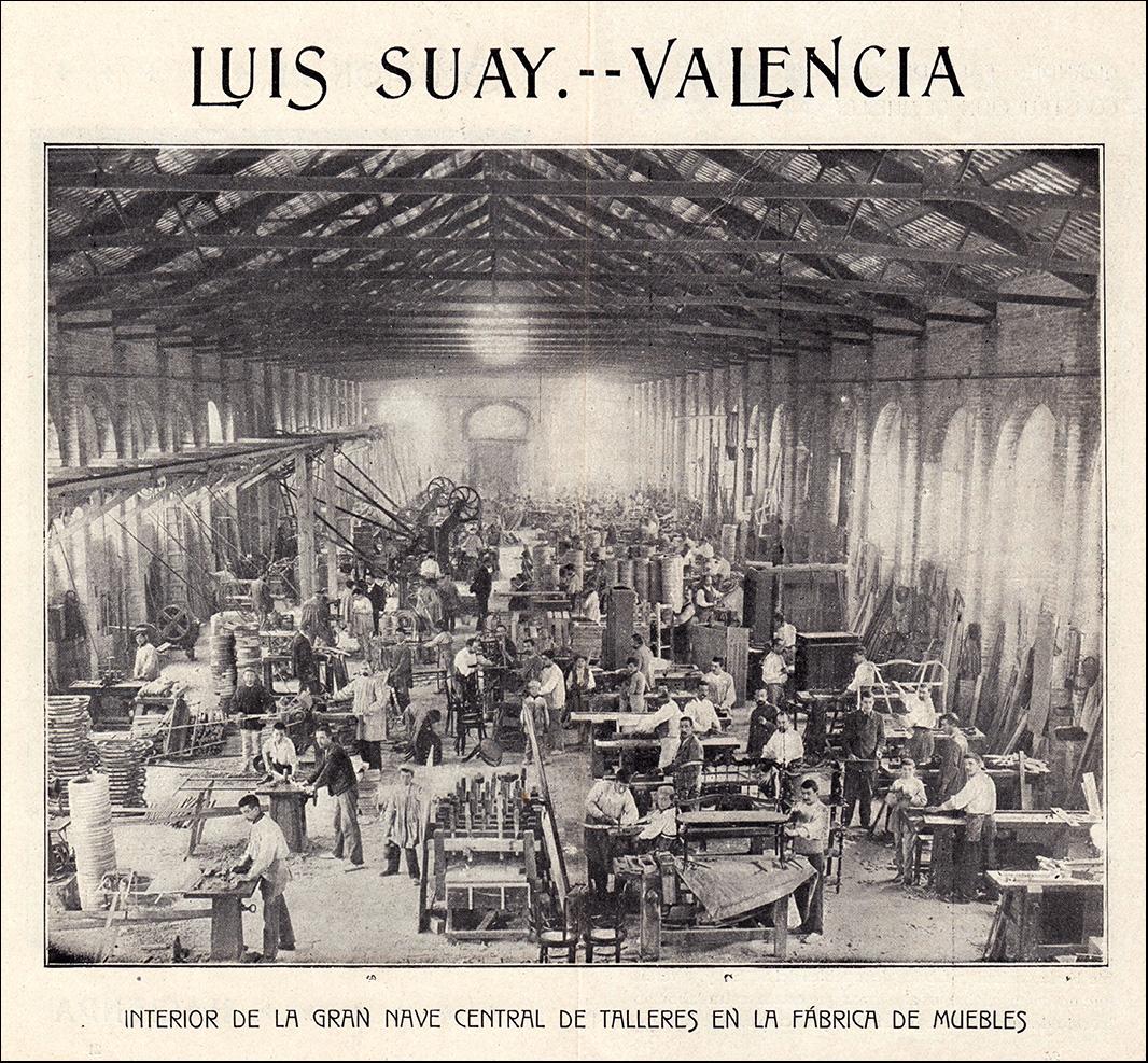 Luis Suay Incluida en el programa de fiestas de la feria de julio de 1903 Archivo AGRZ pequeña