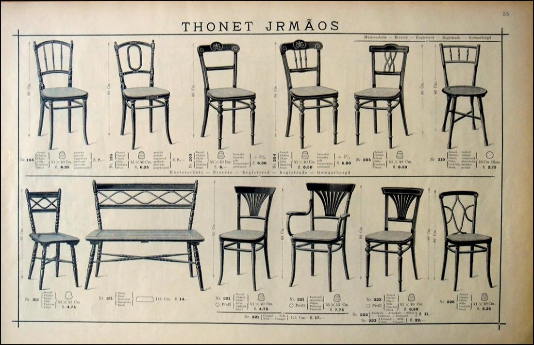 Thonet 1899