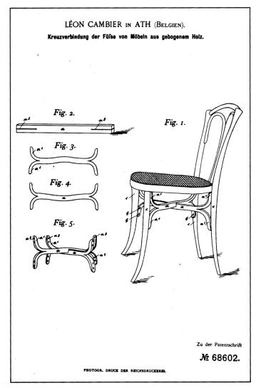 10 (34) patente Cambier en Alemania