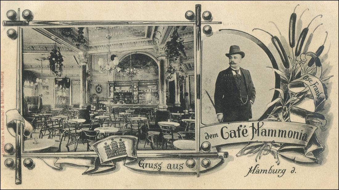 Cafe Hammonia Türpe