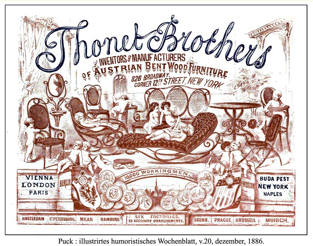revista humorística 1886