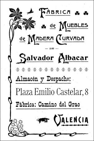 2 pagina 96 Salvador Albacar Almanaque Las Provincias 1905