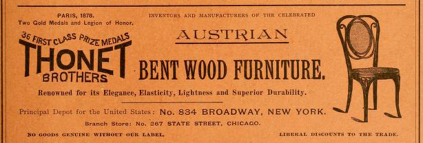 4 The Furniture trade review and interior decorator 1895