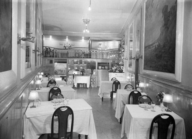 Cafe Restaurante Nuevo liceo