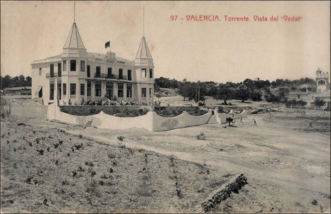 HOTEL VEDAT TORRENT 1914