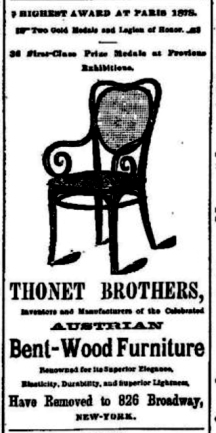 New York Times, 6 may 1883.