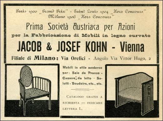 La Lettura, (Rivista mensile del Corriere della Sera), Milano, nº 10, ottobre 1906 reducida
