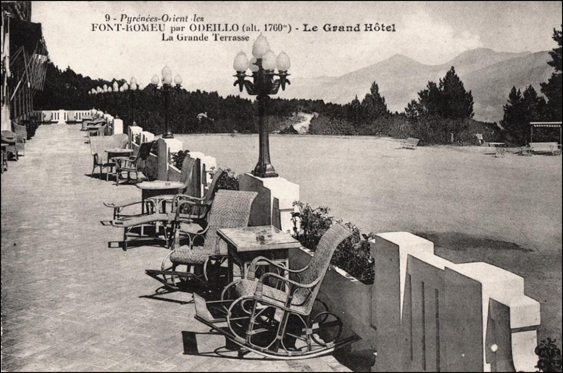 Gran terraza