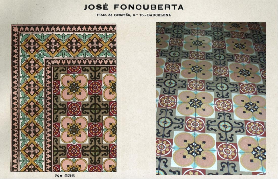 Fabrica Jose Foncuberta de Sans ca