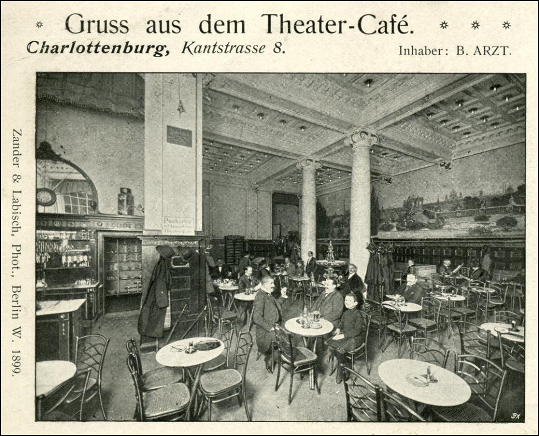 Charlottenburg 1899