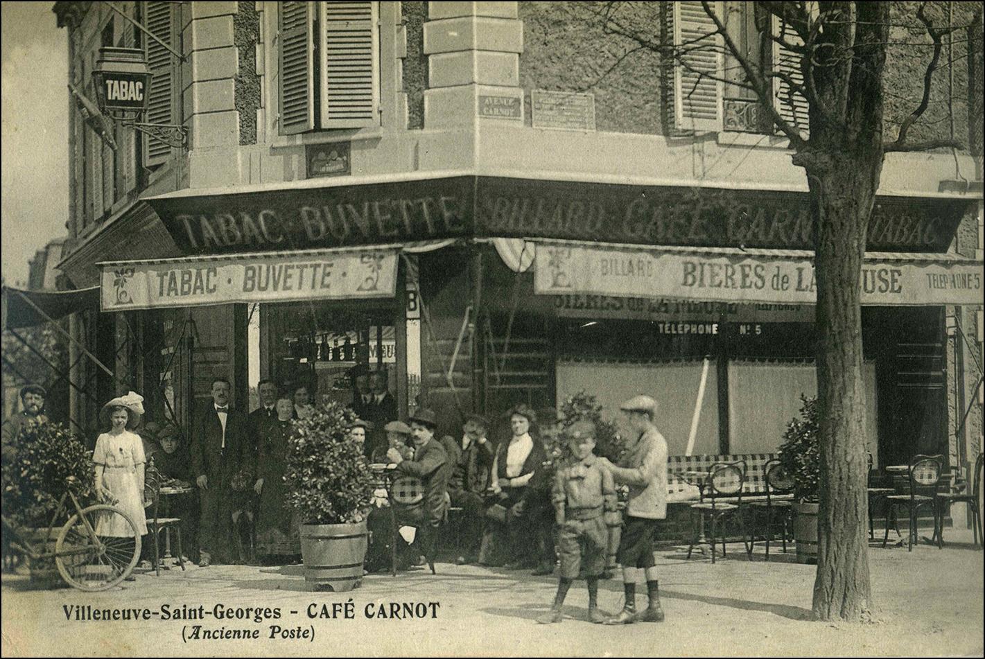 1 Cafe Carnot