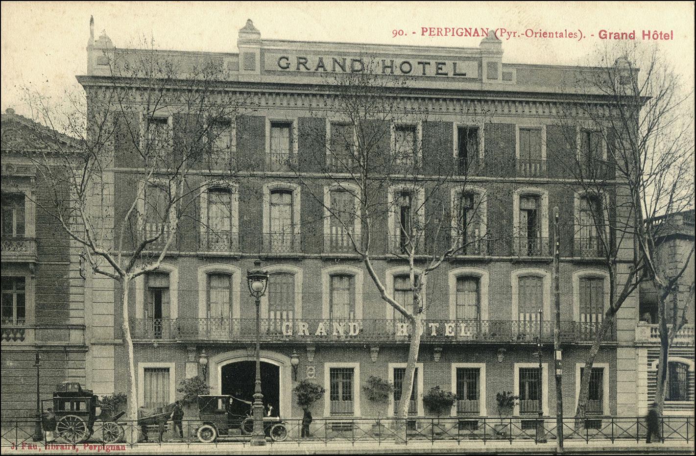 6 hotel de Perpignan