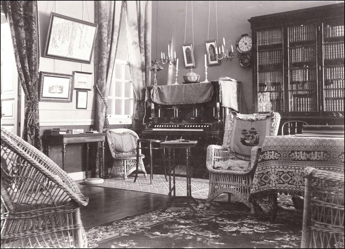 El piano y el salón-FedacDA LUZ PERESTRELLO, JORDAO 1905