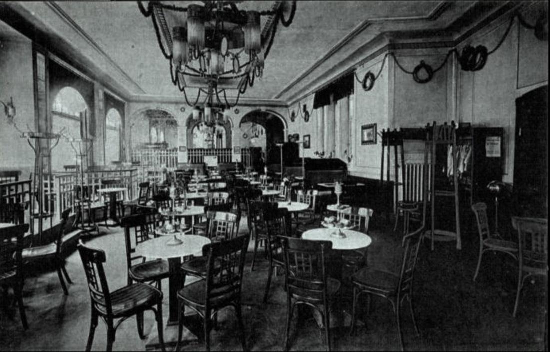 Café Opera de Lübeck