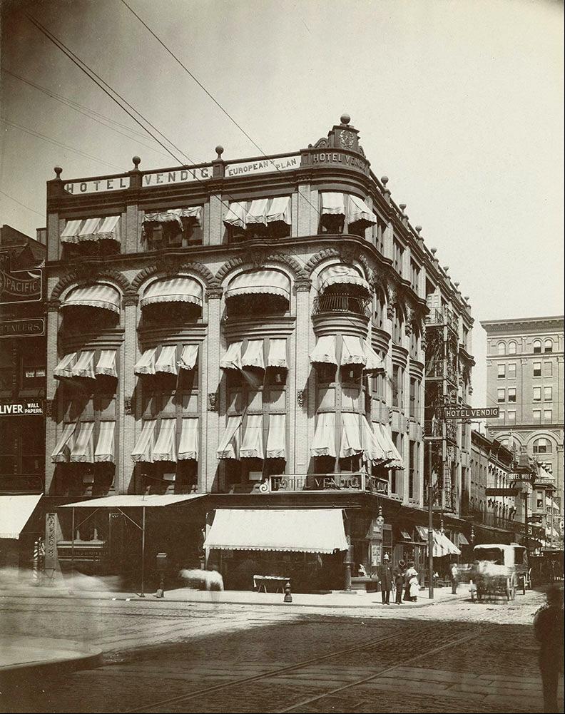 1- Taylor, Frank H. (Frank Hamilton), 1846-1927 - Photographer