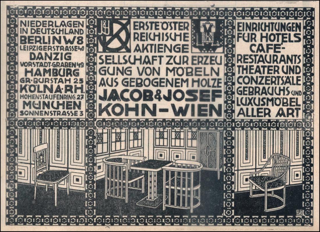 5 Der Deutscher Tischlermeister, 1911.