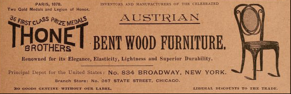 The Furniture trade review and interior decorator 1895