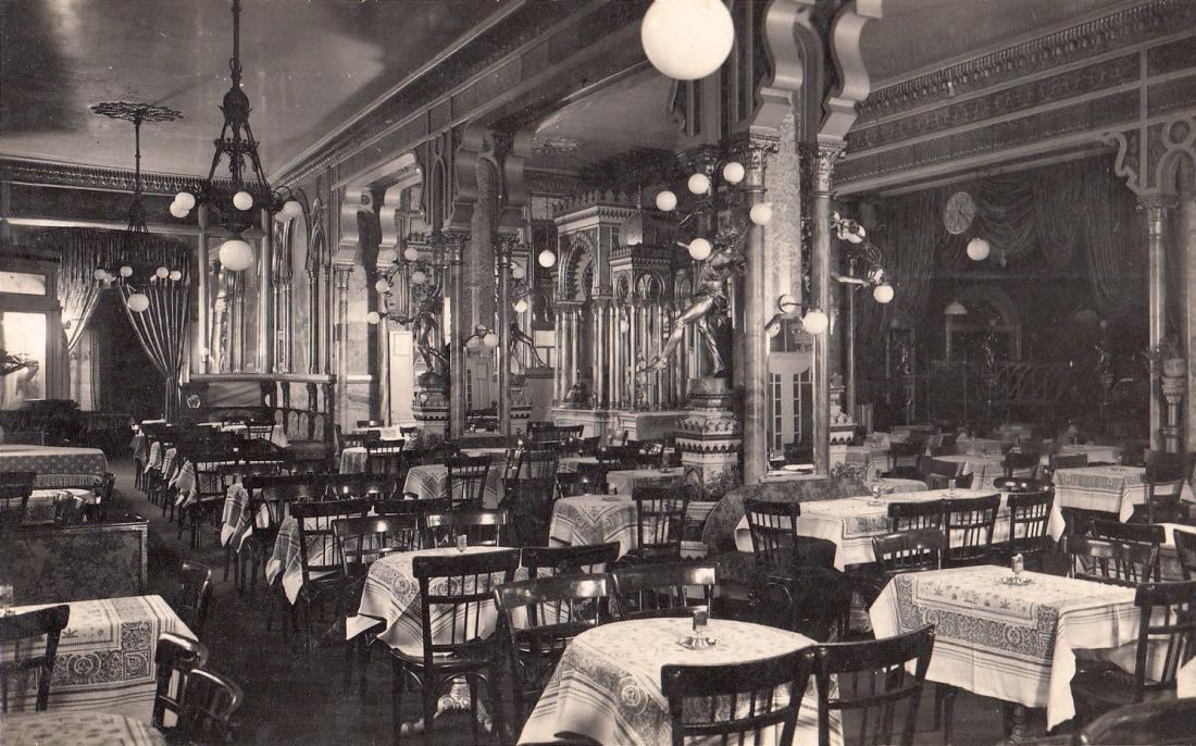 Cairo 1914
