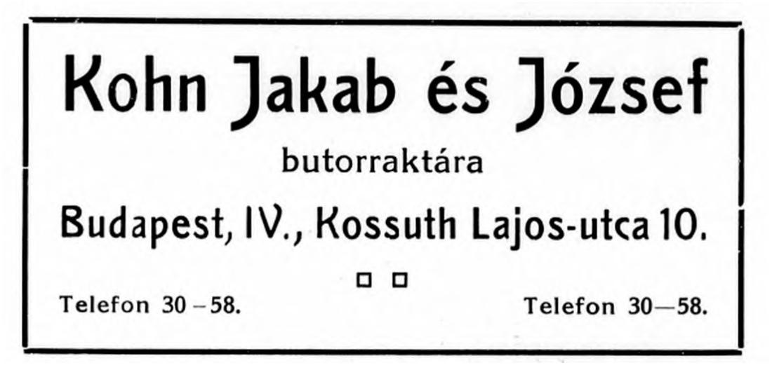 Interieur - 1. évf. 10. sz. (1912. június 15.)