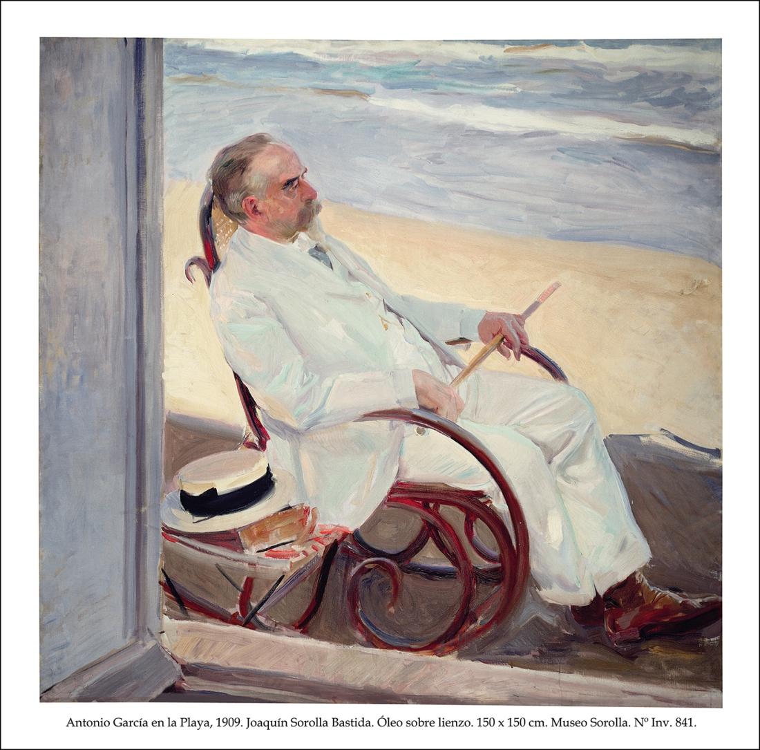 Retrato de Antonio García