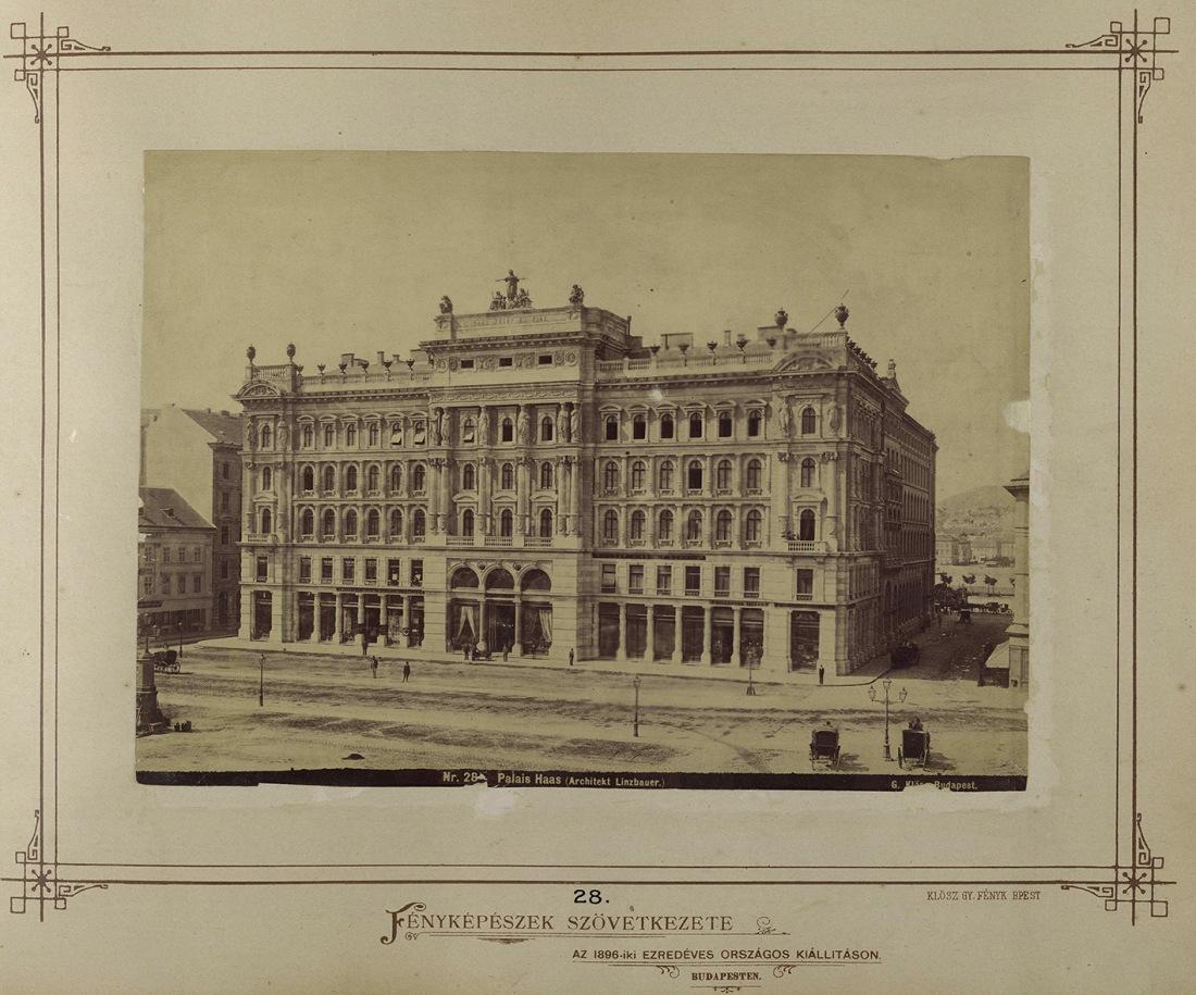 Vörösmarty_(Gizella)_tér,_Haas-palota,_1874_körül_-_Budapest,_Fortepan_82084 p