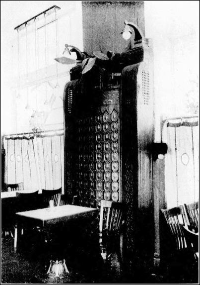 Interieur - 1. évf. 9. sz. (1912. június 1.)