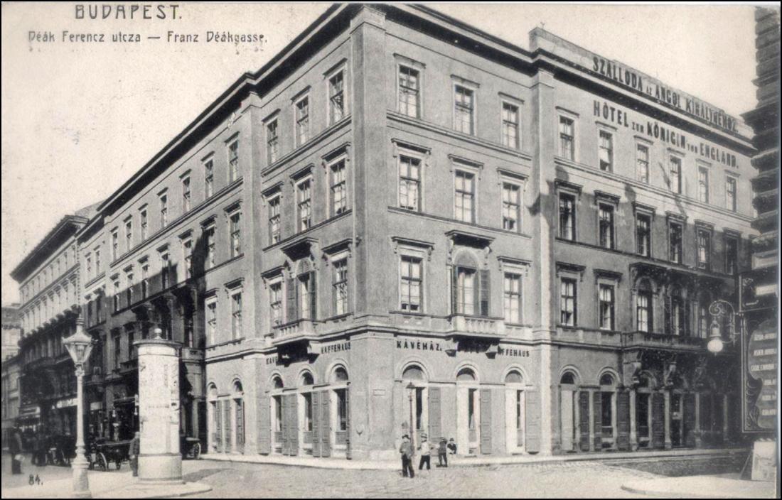 Hotel Reina de Inglaterra