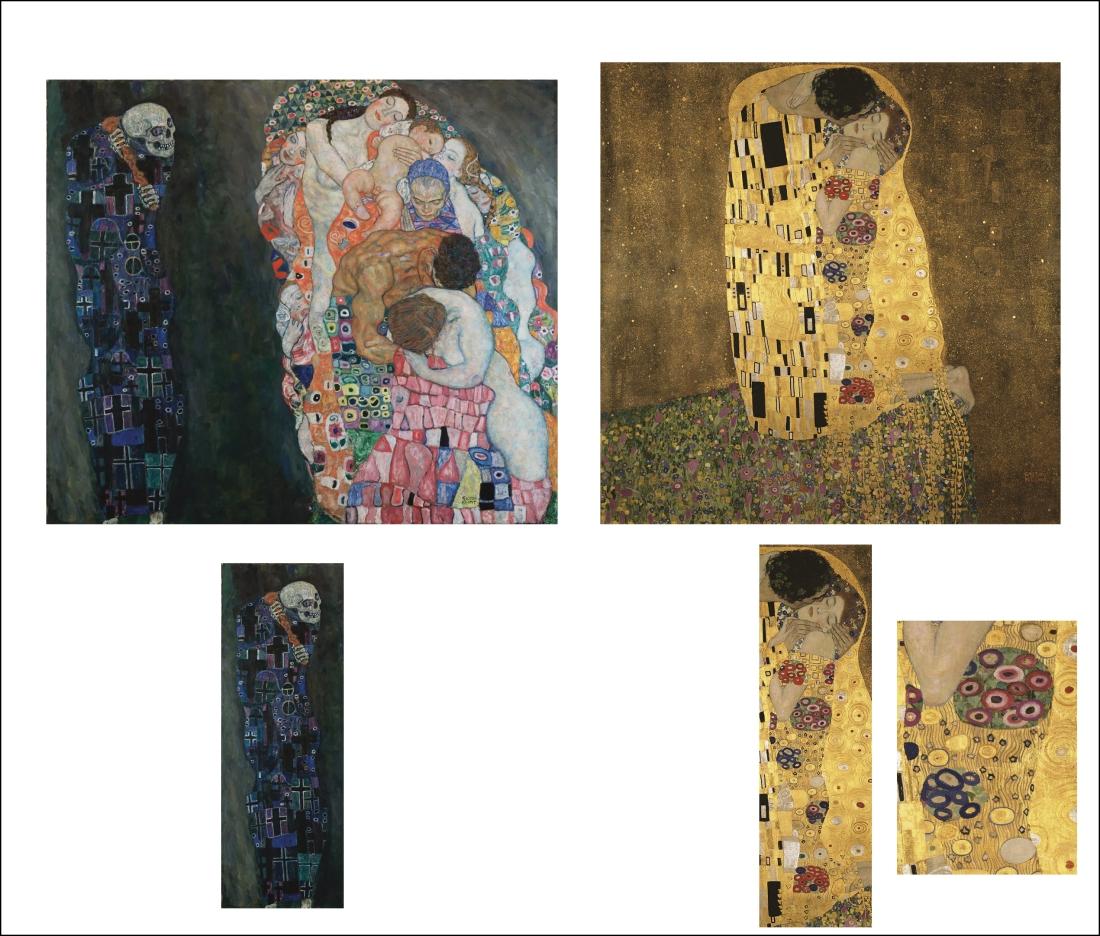Vestidos de Klimt